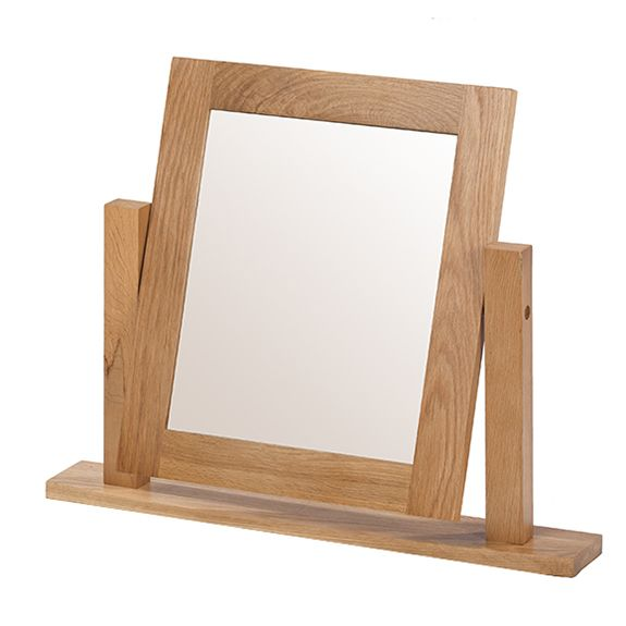 Loxley Oak Dressing Table Mirror