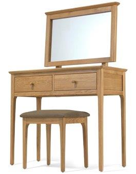 Stanton Oak Dressing Table Set